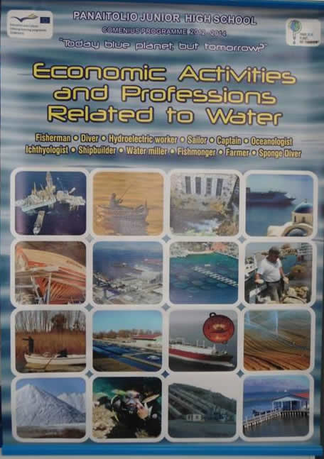 d. Water-related professional activities1